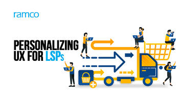 Personalization powered by AI and ML can elevate the user experience for LSPs