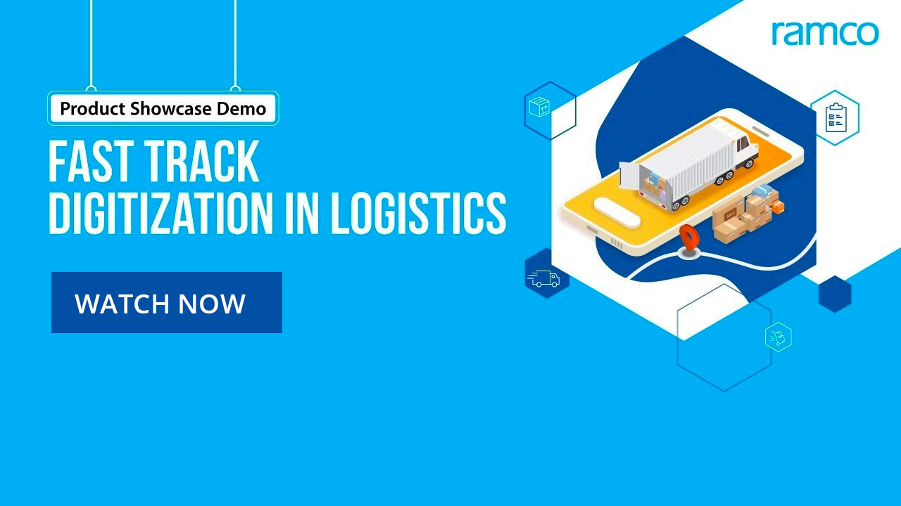 Fast Track Digitization in Logistics