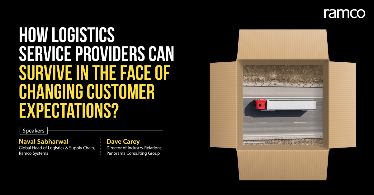 How can Logistics Service Providers Survive in the Face of Changing Customer Expectations?