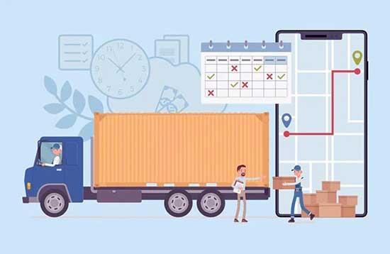 logistics-form